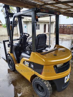 2tons Caterpillar Forklift | Heavy Equipment for sale in Ogun State, Ado-Odo/Ota