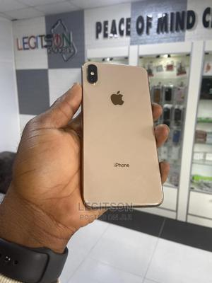 Apple iPhone XS Max 64 GB Gold | Mobile Phones for sale in Rivers State, Port-Harcourt
