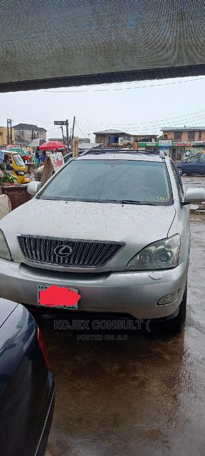Lexus RX 2005 330 4WD Silver | Cars for sale in Lagos State, Ifako-Ijaiye