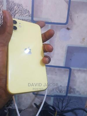 Apple iPhone 11 64 GB Yellow | Mobile Phones for sale in Ondo State, Akure