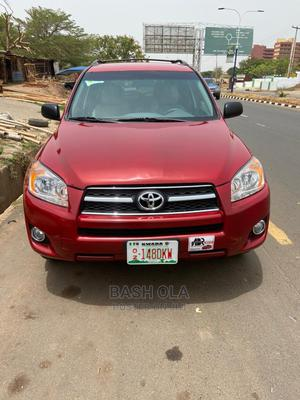 Toyota RAV4 2012 2.5 4x4 Red | Cars for sale in Kwara State, Ilorin West
