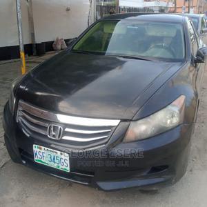 Honda Accord 2008 Black | Cars for sale in Lagos State, Ikeja