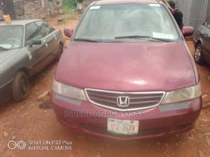 Honda Odyssey 2007 EX Red | Cars for sale in Edo State, Benin City
