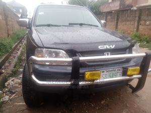 Honda CR-V 1999 Black   Cars for sale in Lagos State, Abule Egba
