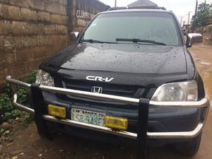 Honda CR-V 1999 Black | Cars for sale in Lagos State, Abule Egba