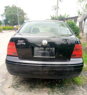 Volkswagen Jetta 1999 Black | Cars for sale in Delta State, Warri