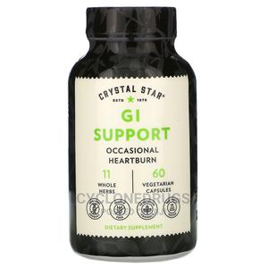Crystal Star GI Support 60 Capsules Gut Health   Vitamins & Supplements for sale in Lagos State, Amuwo-Odofin