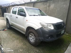 Toyota Hilux 2012 White | Cars for sale in Akwa Ibom State, Uyo