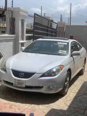 Toyota Solara 2004 3.3 Coupe White | Cars for sale in Oyo State, Ibadan