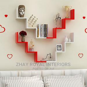 Zigzag Floating Shelves   Home Accessories for sale in Lagos State, Alimosho