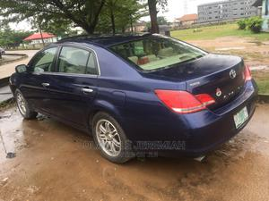 Toyota Avalon 2007 XLS Blue   Cars for sale in Lagos State, Gbagada