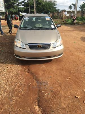 Toyota Corolla 2006 Gold   Cars for sale in Ondo State, Akure