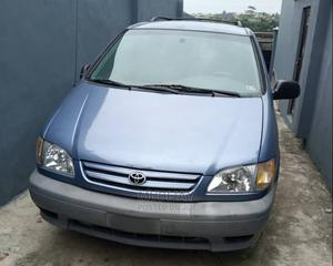 Toyota Sienna 2002 LE Blue   Cars for sale in Lagos State, Ipaja