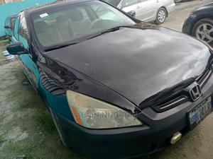 Honda Accord 2005 Black | Cars for sale in Rivers State, Port-Harcourt
