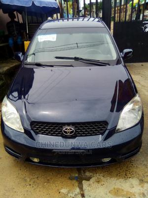 Toyota Matrix 2004 Blue | Cars for sale in Lagos State, Isolo