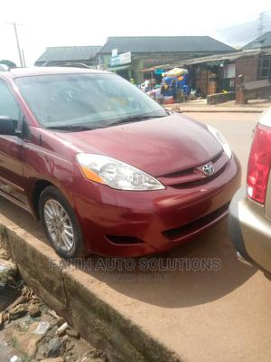 Toyota Sienna 2009 LE AWD Red   Cars for sale in Lagos State, Ifako-Ijaiye