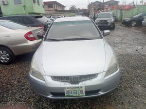 Honda Accord 2004 Sedan EX Silver | Cars for sale in Lagos State, Ifako-Ijaiye
