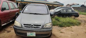 Opel Zafira 2005 1.8 Automatic Gray   Cars for sale in Lagos State, Ifako-Ijaiye