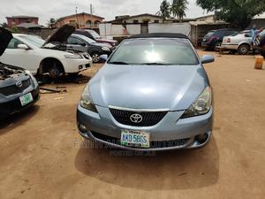 Toyota Solara 2005 3.3 Convertible Blue   Cars for sale in Lagos State, Ifako-Ijaiye