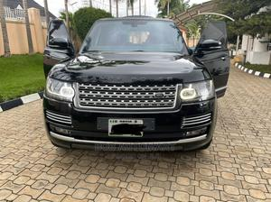 Land Rover Range Rover 2014 Black | Cars for sale in Abuja (FCT) State, Gwarinpa