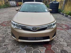 Toyota Camry 2013 Brown | Cars for sale in Rivers State, Port-Harcourt