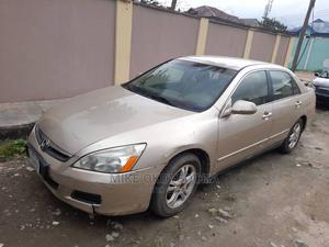 Honda Accord 2007 Sedan EX Gold | Cars for sale in Lagos State, Isolo