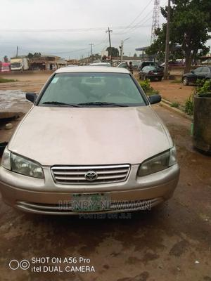 Toyota Camry 2001 Gold | Cars for sale in Lagos State, Ikorodu