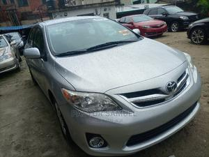 Toyota Corolla 2012 Silver | Cars for sale in Lagos State, Isolo
