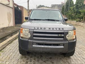 Land Rover Lr3 2006 V6 Gray | Cars for sale in Lagos State, Ojodu