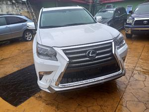 Lexus GX 2019 460 Base White | Cars for sale in Lagos State, Ikeja