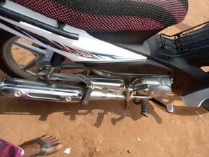 Haojue UD110 HJ110-6 2020 White | Motorcycles & Scooters for sale in Abuja (FCT) State, Asokoro