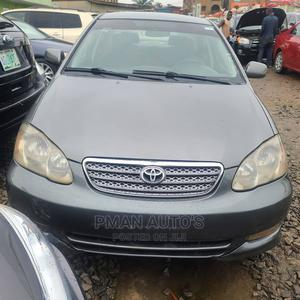 Toyota Corolla 2004 S Gray | Cars for sale in Lagos State, Agege
