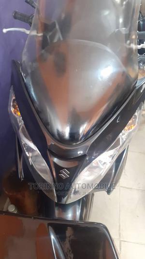 Suzuki Burgman 2017 Black | Motorcycles & Scooters for sale in Oyo State, Ibadan