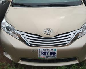 Toyota Sienna 2012 Limited 7 Passenger Gold   Cars for sale in Lagos State, Alimosho