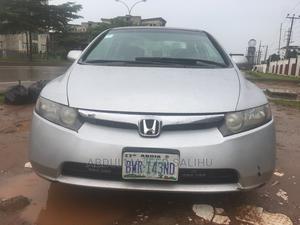 Honda Civic 2007 Silver | Cars for sale in Abuja (FCT) State, Gudu