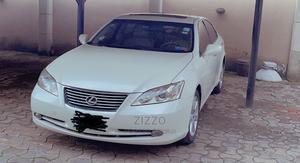 Lexus ES 2008 350 White | Cars for sale in Lagos State, Yaba