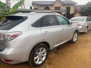 Lexus RX 2010 350 Silver | Cars for sale in Lagos State, Agege