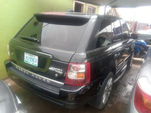 Land Rover Range Rover Sport 2009 HSE 4x4 (4.4L 8cyl 6A) Black   Cars for sale in Lagos State, Agege