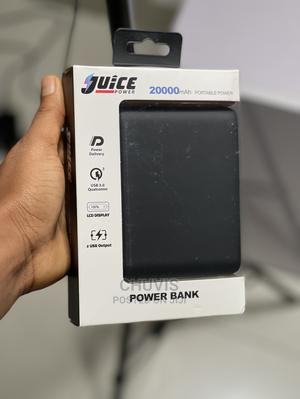 20000mah Juice Power Bank for Macbook (Type C)   Accessories for Mobile Phones & Tablets for sale in Lagos State, Lekki