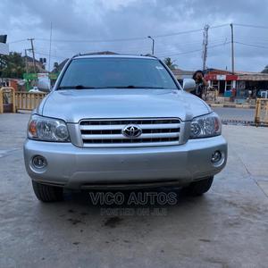 Toyota Highlander 1999 Silver | Cars for sale in Katsina State, Jibia