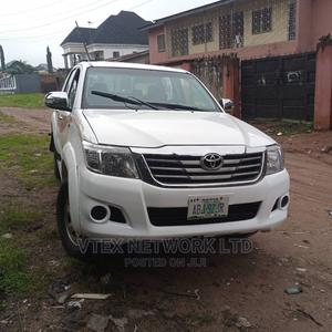 Toyota Hilux 2013 SR 4x4 White | Cars for sale in Rivers State, Port-Harcourt
