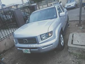 Honda Ridgeline 2006 Silver | Cars for sale in Lagos State, Surulere