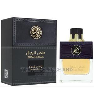 Lattafa Khas Lil Rijal Black Edition EDP 100ml   Fragrance for sale in Lagos State, Surulere