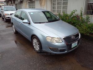 Volkswagen Passat 2007 2.0 FSi Comfortline Blue   Cars for sale in Lagos State, Ilupeju