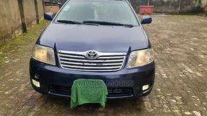 Toyota Corolla 2004 1.8 TS Blue | Cars for sale in Lagos State, Alimosho