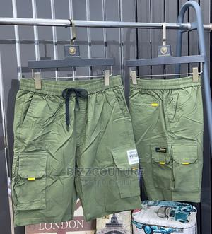 High Quaality LUXURYT CAGO Shorts for Men | Clothing for sale in Abuja (FCT) State, Wuse 2