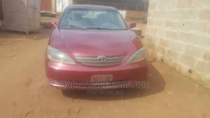 Toyota Camry 2004 Red | Cars for sale in Ogun State, Abeokuta South