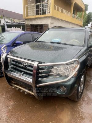 Toyota Highlander 2004 Green | Cars for sale in Lagos State, Ifako-Ijaiye