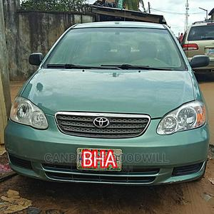 Toyota Corolla 2006 Green   Cars for sale in Anambra State, Onitsha
