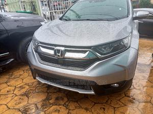 Honda CR-V 2019 LX AWD Silver | Cars for sale in Lagos State, Ikeja